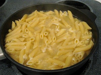 Pasta cooking times for pressure cooker!