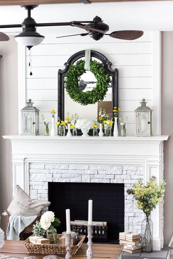 Best 25+ Faux fireplace ideas on Pinterest