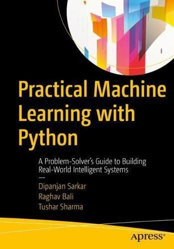 5831 best programming ebooks it ebooks images on pinterest practical machine learning with python pdf download e book fandeluxe Images