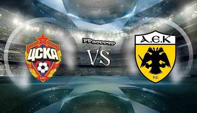 CSKA Moscow vs AEK Athens Prediction 02.08.2017 - soccer predictions, preview, H2H, predictions correct score of UEFA Champion League