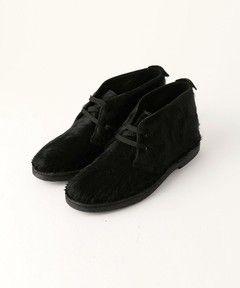 <STELLA JEAN(ステラ ジャン)>デザート ブーツ