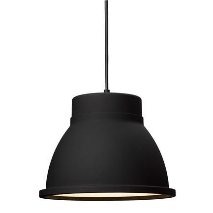 Muuto Studio Lamp taklampe, sort