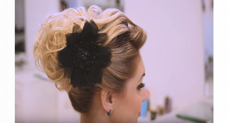 Como fazer penteado coque grego passo a passo - Silhueta Feminina