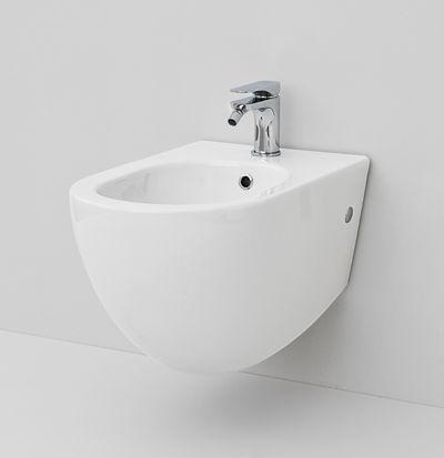 File 2.0, design Meneghello Paolelli Associati. Sanitari sospesi / Wall hung sanitaries . wall-hung bidet 36 x 52