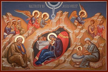 A Canadian Catholic: 20 Mysteries: The Birth of Jesus