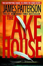 Books: The Lake House.  A very imaginative story. It was good even though I hadn't read the 1st book, When The Wind Blows