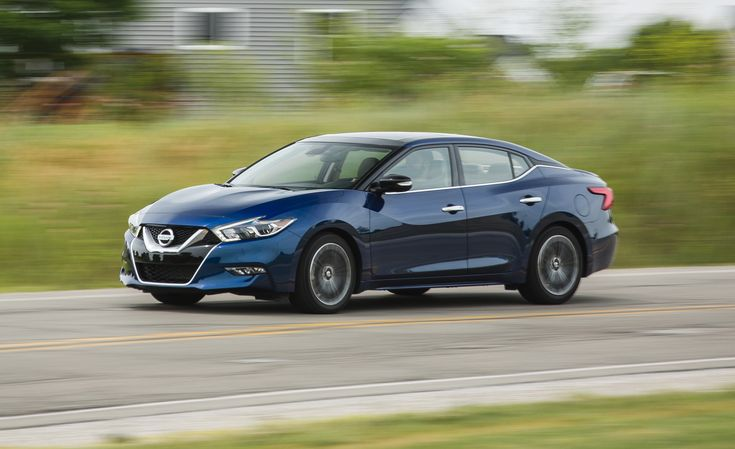 2018 Nissan Maxima in Depth: At the Crossroads of Luxury and Sport