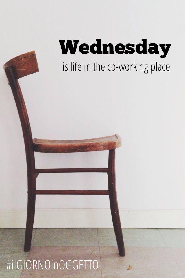 Wednesday | #ilgiornoinoggetto