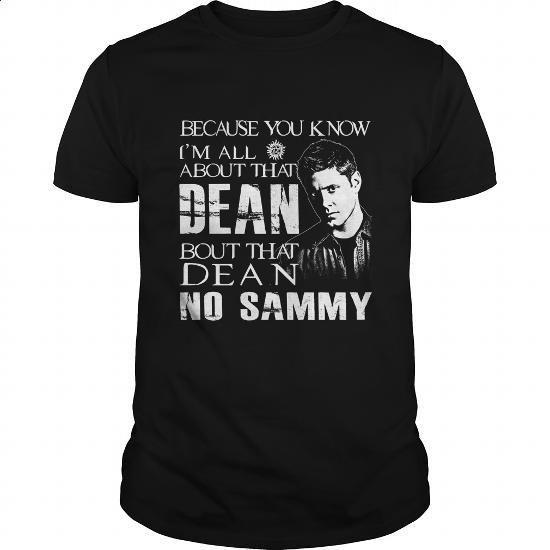 Supernatural - Team Dean shirt - #shirt #t shirts. GET YOURS => https://www.sunfrog.com/Automotive/Supernatural--Team-Dean-shirt-Black-Guys.html?60505