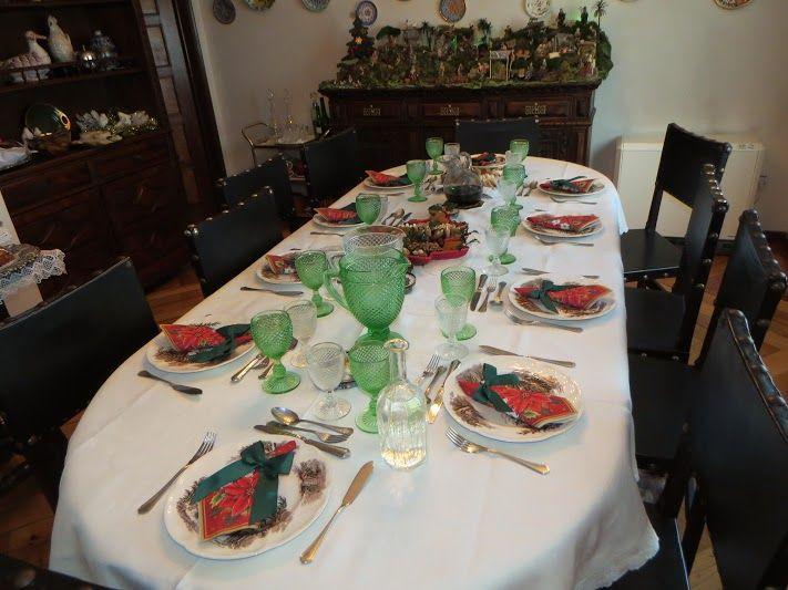 Mesa de Natal 2014