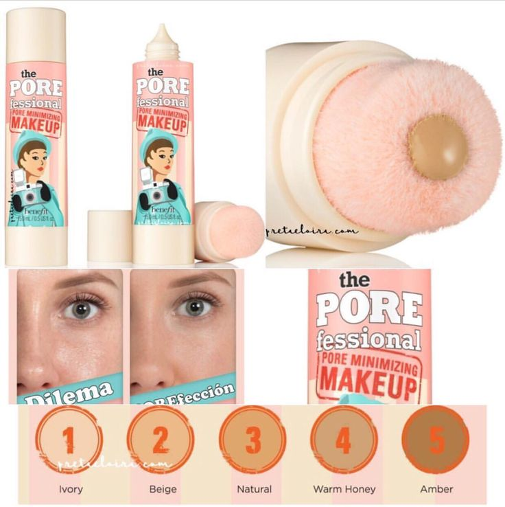 ⚡️SNEAK PEEK⚡️ From Benefit Cosmetics a NEW addition to the POREfessional line! It's Pore Minimizing Makeup. Matte Finish 5 shades (for now) Coming Soon, probably January as part of the Spring 2017 release!