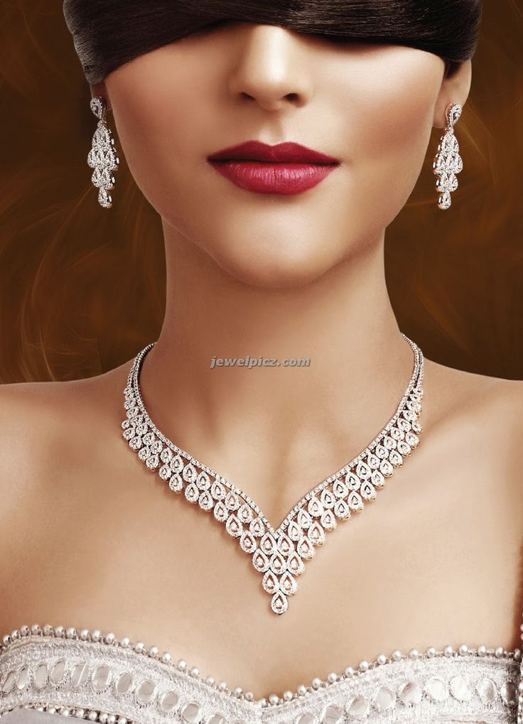 celestial-simple-diamond-necklace-ear-drops-vbj.jpg (1002×1388)