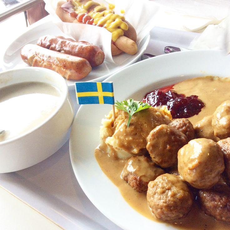 IKEA's foods