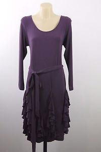 Size S 10 Leona Edmiston Frocks Dress Chic Evening Cocktail Wedding Design  | eBay