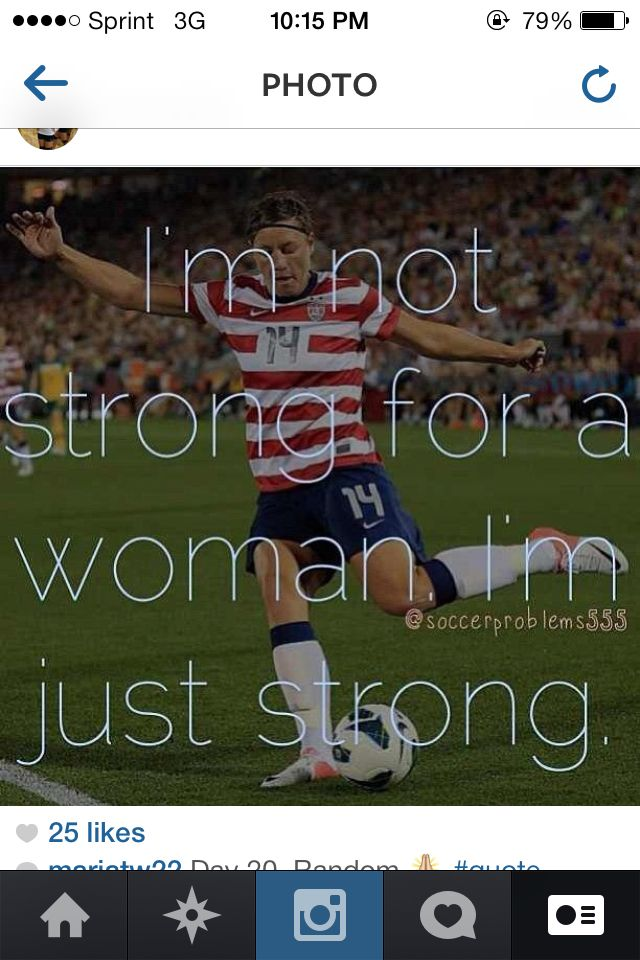 Abby wambach quotes | UM THANK YOU