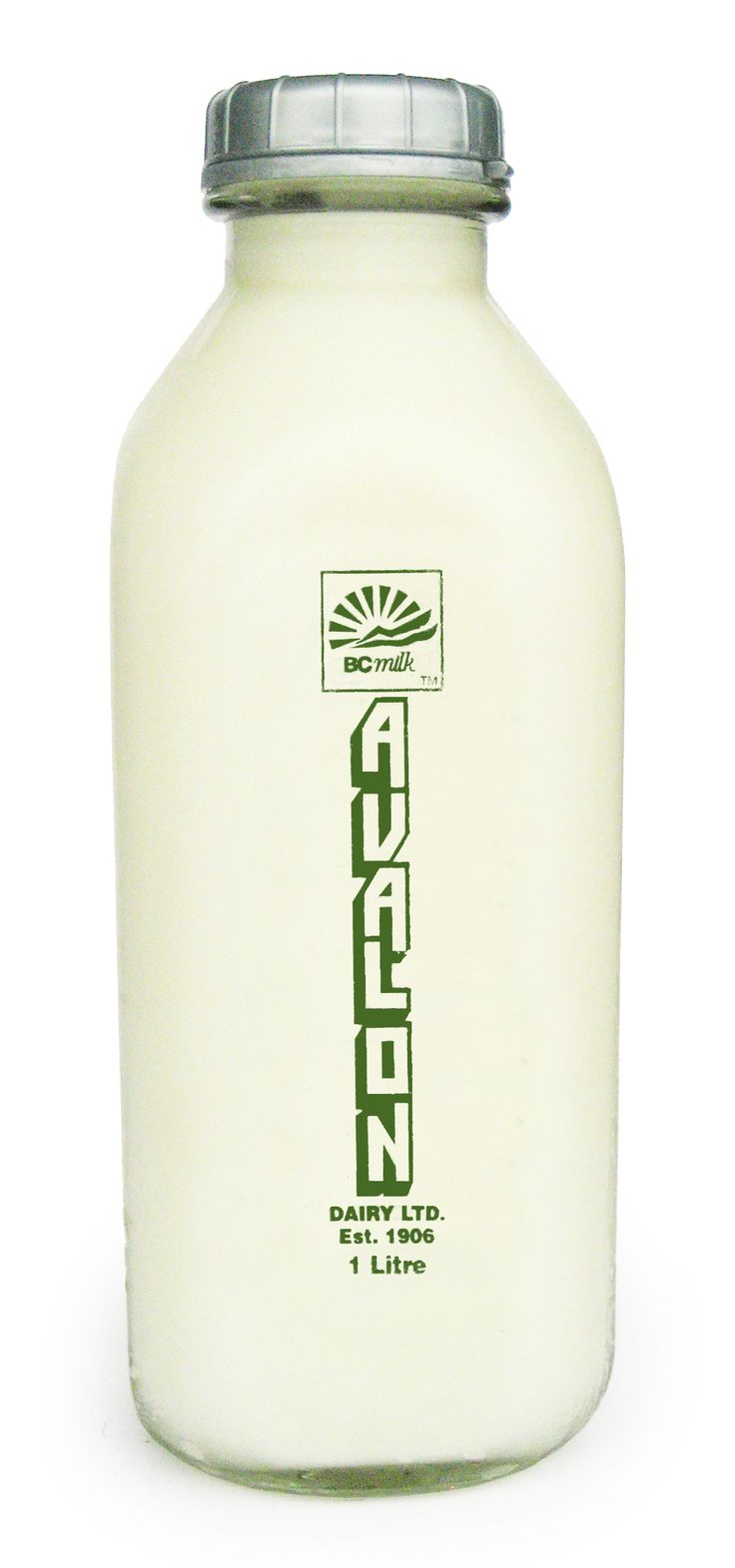 Avalon Dairy, Organic Milk : I used to buy this when I lived in Vancouver, glass bottle, great logo