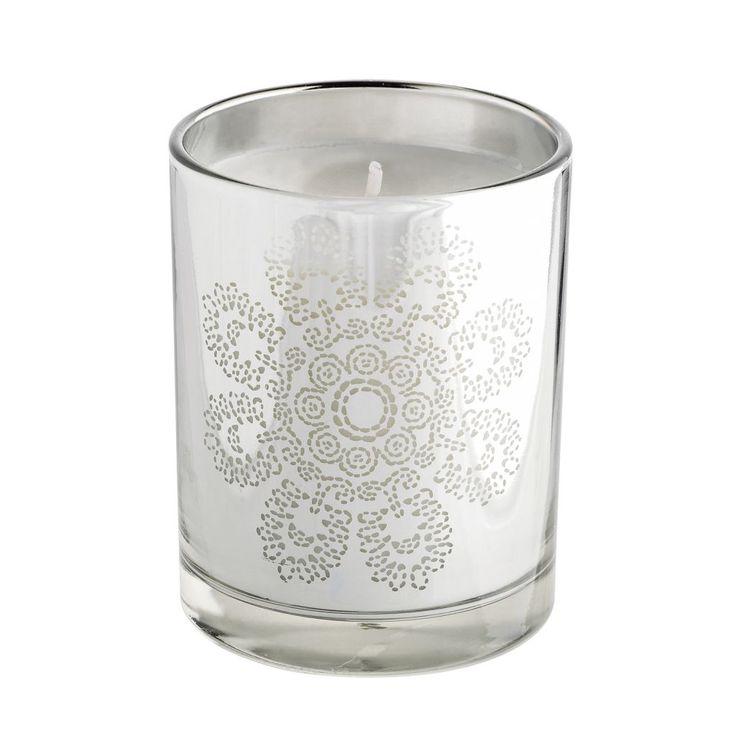 Tine K Home / Vonná svíčka Silver Flower
