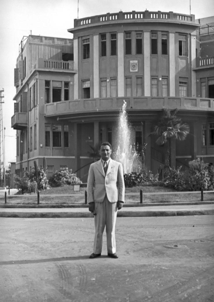 עיריית תל אביב 1938