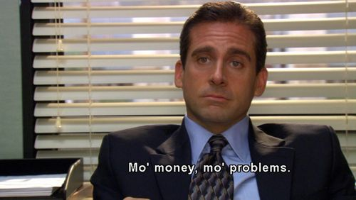 15 Signs You're a Poor College Student, as Told by 'The Office' | Her Campus