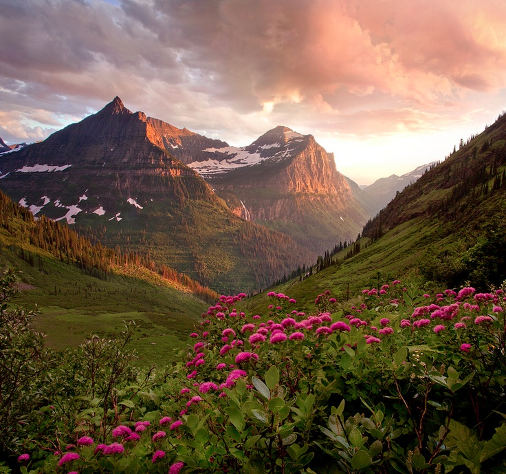 Glacier National Park / Montana