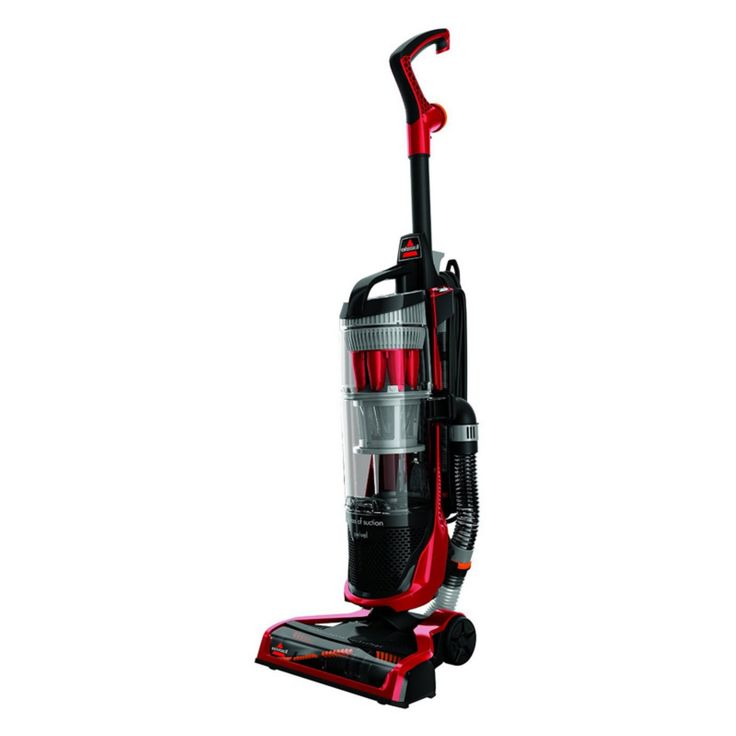 Bissell 1646 PowerGlide Pet Vacuum - Mambo Red - 1646