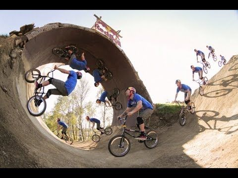 Check out our good friend Mike Clark (aka Hucker) throwing down!