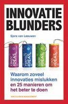 Dit boek beschrijft de belangrijkste valkuilen en succesfactoren als het om innovatie gaat.
