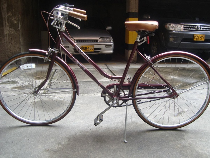 bicicleta huffy original