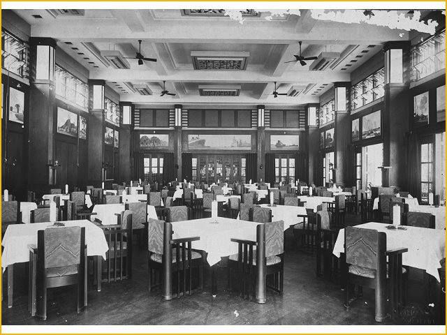 Simpangsche Societeit (Balai Pemuda) Surabaya 1938