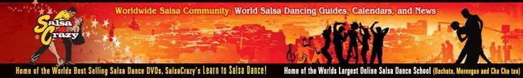 salsa dancing with salsacrazy... learn to salsa dance!
