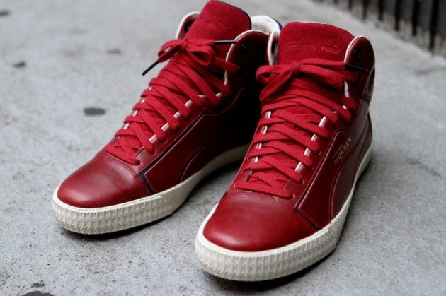 Alexander Mcqueen Puma Shoes
