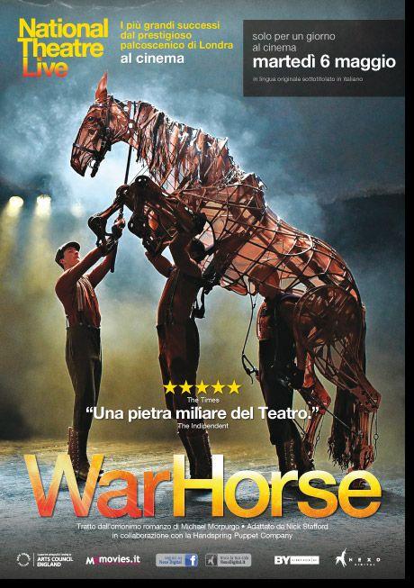 National Theatre Live - War Horse (6/05)