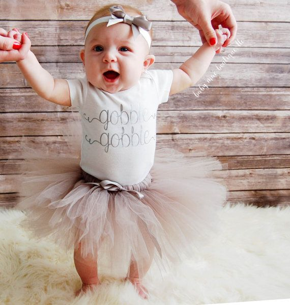Baby girl Thanksgiving Outfit thanksgiving by BabyMaeBoutique