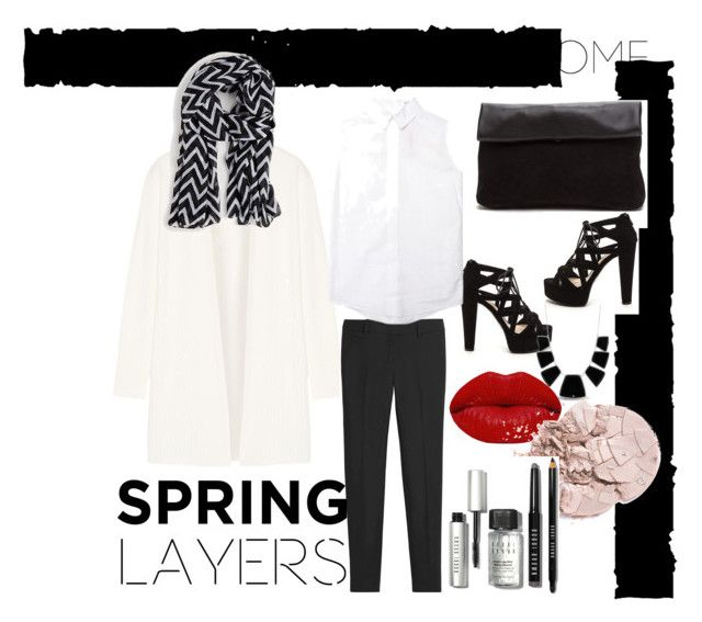 spring layers #monochrome by firdanrmla
