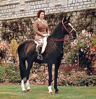 Her Majesty, Queen Elizabeth II