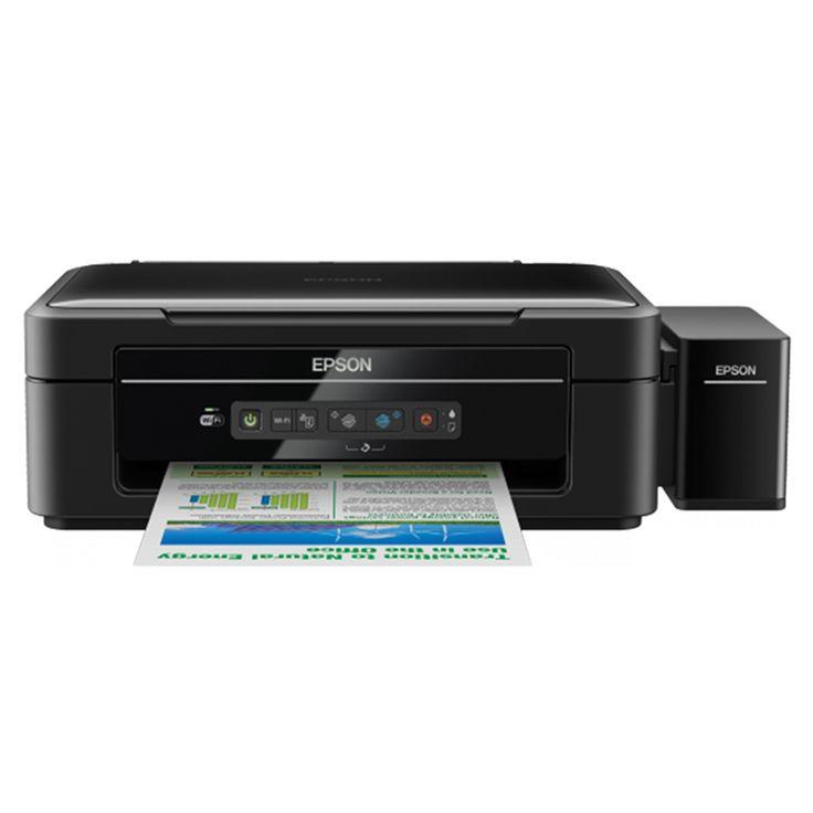 Impressora Epson L365 | Multifuncional Tanque de Tinta com Wireless