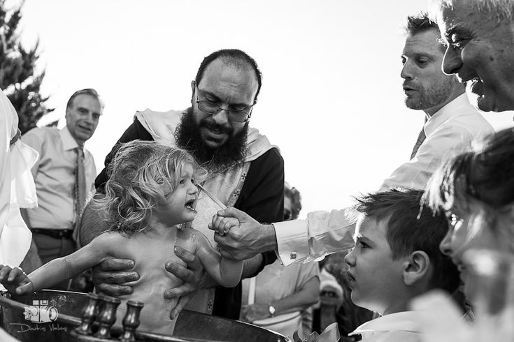 Βάπτιση στο Ξωκλήσσι του Αγίου Πέτρου - Σούνιο