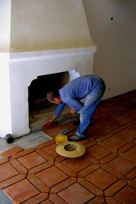 Santa Barbara Home Designer - Resources: Santa Barbara Artisans and classic Spanish Revival building techniques and materials: designing, building character into your Santa Barbara Spanish Revival, Spanish Colonial, Mediterranean or Moorish home.