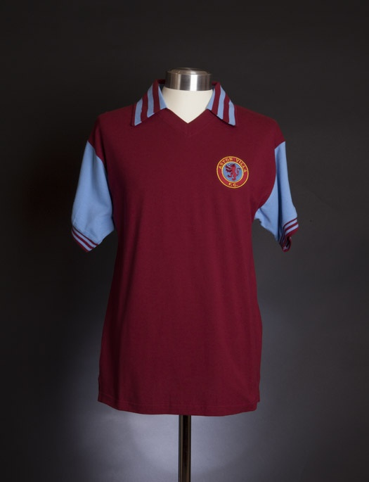 Aston Villa 1981 shirt