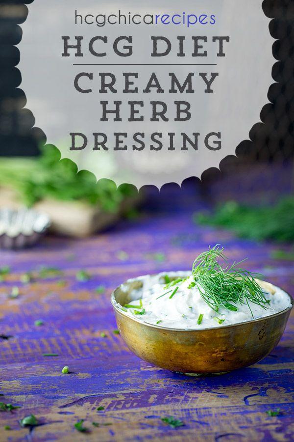 Recipe Hcg Salad Dressing