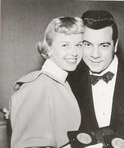 Doris Day and Mario Lanza  in  L,A. 1952