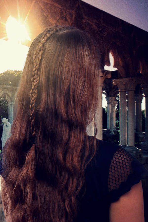 Sansa Stark Frisur