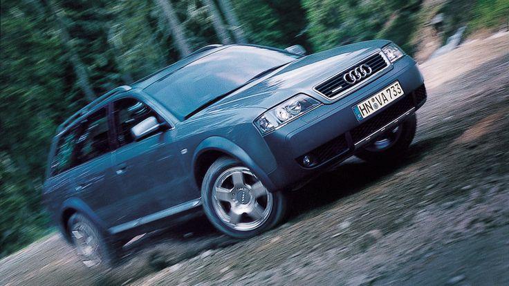 #AutorevueClassics #Audi #allroad #quattro: Munter rauf und runter  #fahrerlager #premium http://autorevue.at/autowelt/testbericht-audi-allroad-quattro-munter-rauf-und-runter?utm_campaign=coschedule&utm_source=pinterest&utm_medium=Autorevue&utm_content=Audi%20allroad%20quattro%3A%20Munter%20rauf%20und%20runter