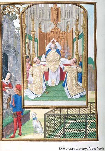 Book of Hours, MS M.399 fol.369v - Images from Medieval and Renaissance Manuscripts - The Morgan Library & Museum