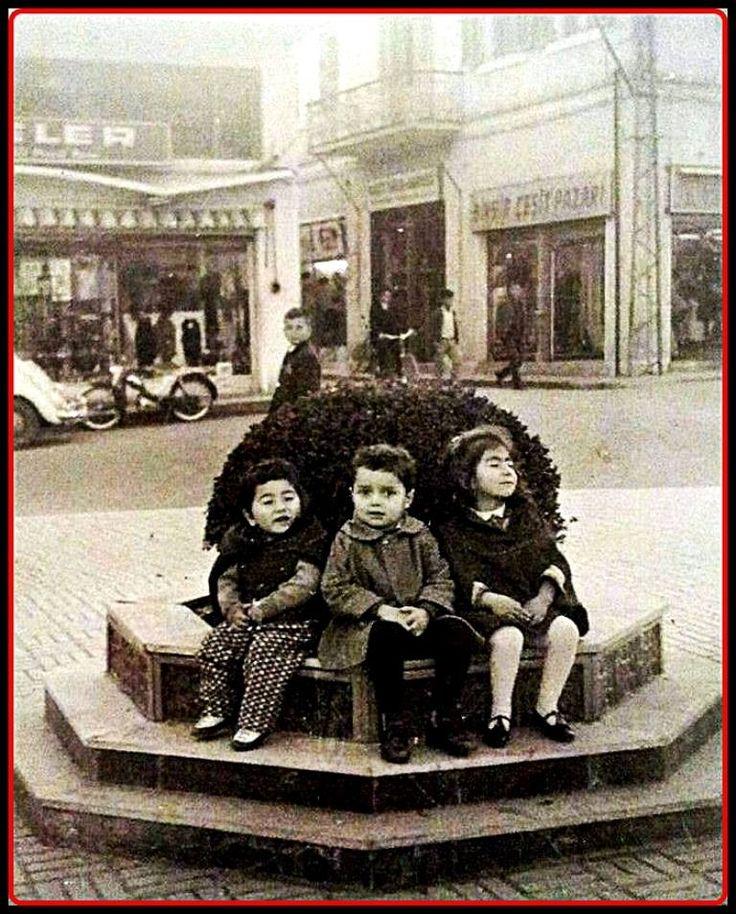 Mersin Gümrük Meydanı-1960?lar