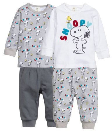 H Amp M Pyjamas And Snoopy On Pinterest
