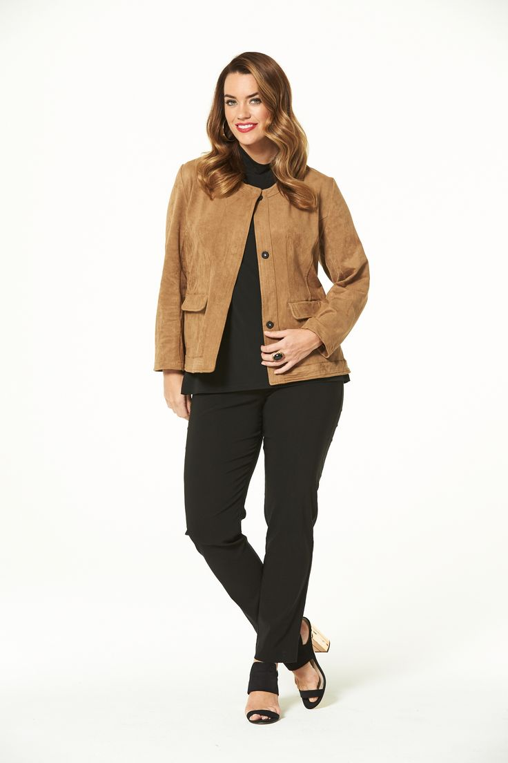 Style Hero Sueded Jacket