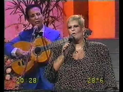 """MARIA MARTHA SERRA LIMA CON LOS PANCHOS """"Sombras, nada más"""""""