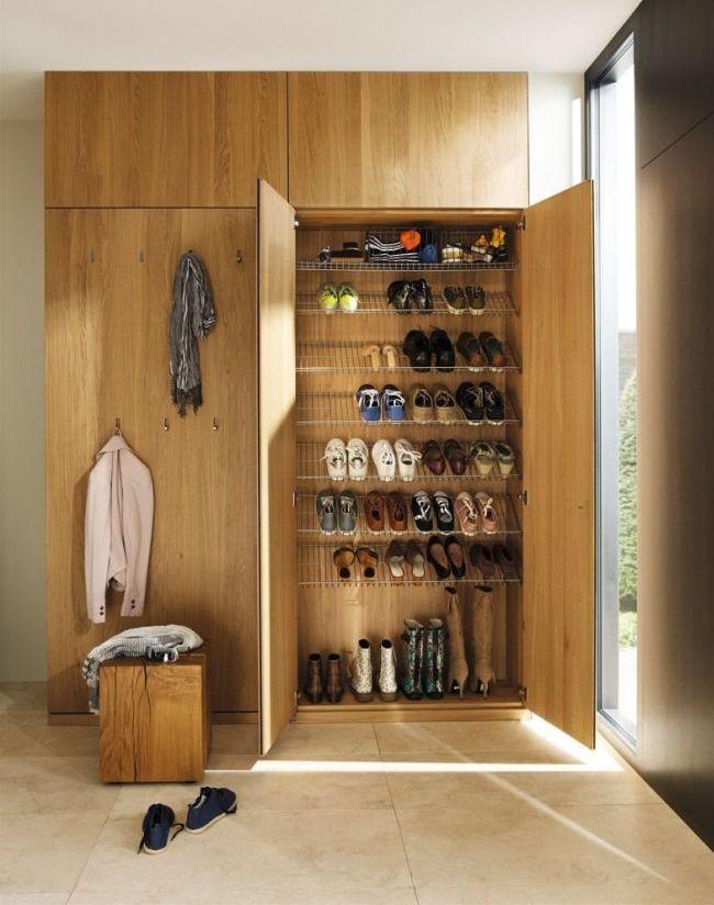 Шкафы для обуви прихожие картинки
