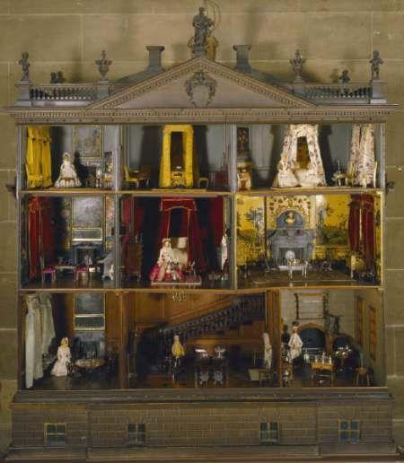 Dollhouse Miniatures Amsterdam: 17 Best Images About Casas De Muñecas On Pinterest